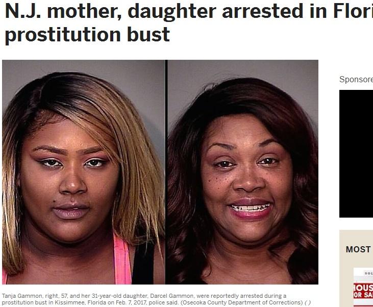 母と娘がペアになって売春(出典:http://www.nj.com)