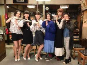 【エンタがビタミン♪】Perfume&タラレバ3人娘が揃う スタッフも「こんな女子会本気で混ざりたい」