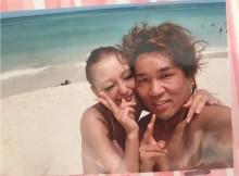 【エンタがビタミン♪】ユッキーナ、フジモンと8年前に行ったハワイ写真「若づくりがまじうける!」