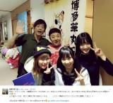 【エンタがビタミン♪】指原莉乃と田島芽瑠 『熱血!ブラバン少女。』を観劇「心が洗われました」