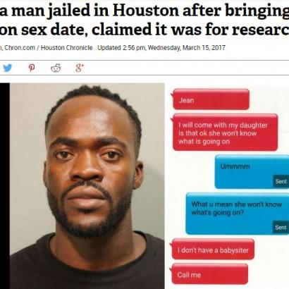 【海外発!Breaking News】「ベビーシッターが見つからない」売春婦の待つホテルに6歳娘を同行させた父逮捕(米)