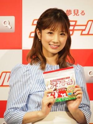 【エンタがビタミン♪】小倉優子、離婚後初イベント 事実無根の報道に「悲しい」