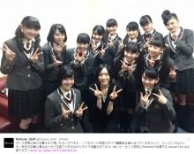【エンタがビタミン♪】Perfumeのっち、アイドルグループ・さくら学院を絶賛「あっという間に化けるぞ!」