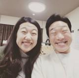"""【エンタがビタミン♪】みやぞん&横澤夏子 親も認める""""そっくり""""ツーショット!"""