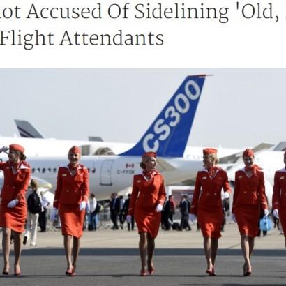 【海外発!Breaking News】デブ・ブス・オバサンは国内線へ? CA400名が激怒(露)