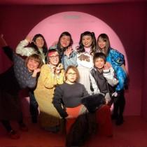 【エンタがビタミン♪】バービー、渡辺直美のブランド展示会で「おもしろい人達」に癒される