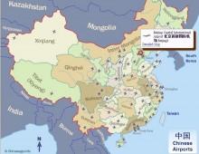 【海外発!Breaking News】中国政府、2025年までに136の新空港を建設へ