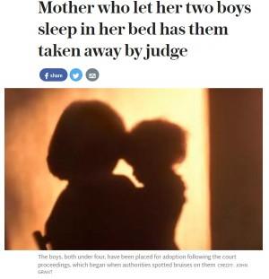 【海外発!Breaking News】「扱いが乱暴すぎる」「添い寝をやめない」両親から子供を保護 裁判所も支持(英)