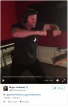 【イタすぎるセレブ達】ヒュー・ジャックマン、渾身のアフレコ 最後に見せた表情がキュートすぎる!<動画あり>