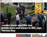 【海外発!Breaking News】ロンドンテロ実行犯の52歳男、かつて過激派関与の疑いで捜査対象に