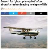 【海外発!Breaking News】パイロットが消え「謎」と事故調査委員 カナダで15日に墜落したセスナ機