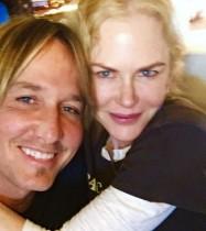 【イタすぎるセレブ達】キース・アーバン 妻ニコール・キッドマンと5時間過ごすために「米から豪に飛んだことも」
