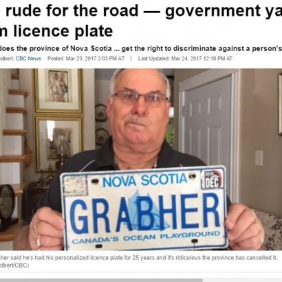 【海外発!Breaking News】トランプのせいで「あなたの苗字は卑猥、誤解を生む」ショック受けたカナダの男性