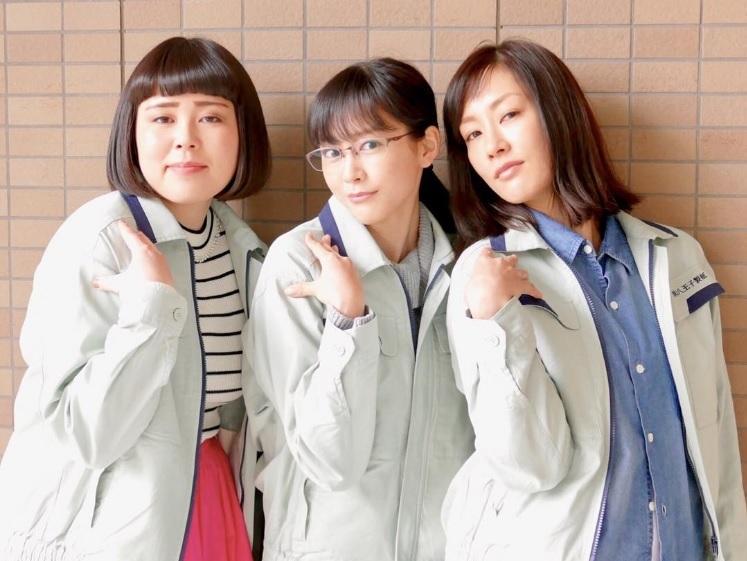 ブルゾンちえみが女優デビュー(出典:https://www.instagram.com/mirei_kiritani_)