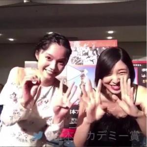 「40」に苦戦する宮崎と安藤(出典:https://www.instagram.com/sakuraando)