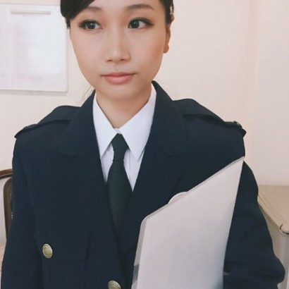 【エンタがビタミン♪】大塚愛、初の警察官姿に自虐「弱そう」「ダメそう」「倒れそう」