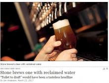 【海外発!Breaking News】美味しい地ビール、なんと下水の生まれ変わりだった!(米)