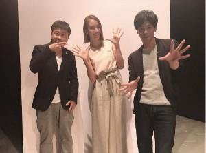 次長課長と滝沢カレン(出典:https://www.instagram.com/takizawakarenofficial)