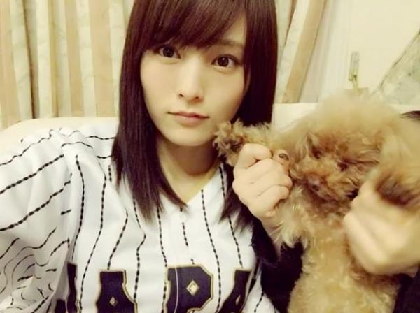 山本彩、姉と愛犬とWBCを観戦(出典:https://www.instagram.com/sayaka__714)