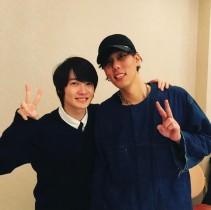 【エンタがビタミン♪】RADWIMPS野田洋次郎&神木隆之介 『君の名は。』コンビにファン熱狂「間に挟まれたい」