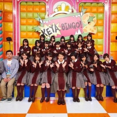 【エンタがビタミン♪】欅坂46との集合写真で「どこにいるかすぐ分かる」横澤夏子