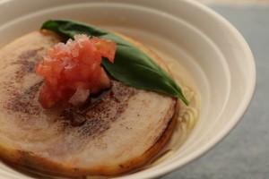 麺が見えないイタリアンチャーシュー麺
