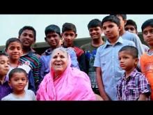 【海外発!Breaking News】4児を抱え、夫に追い出され…過酷な経験を経て1400人以上の孤児を育てる女性(印)<動画あり>