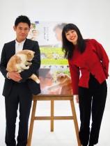 【エンタがビタミン♪】<伊藤淳史&忽那汐里インタビュー>「(私たち)相性、とってもいいと思います」