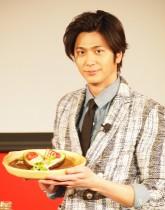 【エンタがビタミン♪】<速水もこみちインタビュー>『料理の鉄人』に憧れた少年時代 最後の晩餐は「フルコース」