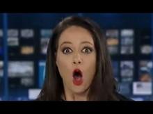 【海外発!Breaking News】豪TV局人気女性キャスターがクビに ボヤッとした表情、手遊びがお茶の間に<動画あり>