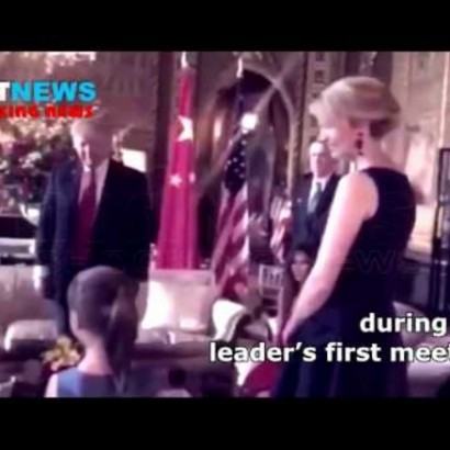 【海外発!Breaking News】習主席夫妻を迎えたトランプ大統領 孫は中国民謡歌唱で高ポイントも嫁は…!?<動画あり>