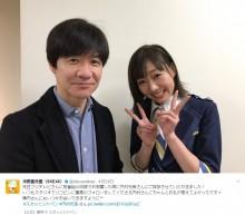 【エンタがビタミン♪】内村光良にSKE48須田亜香里がお礼 「いつもリコピンに最高のフォローをしてくださる」