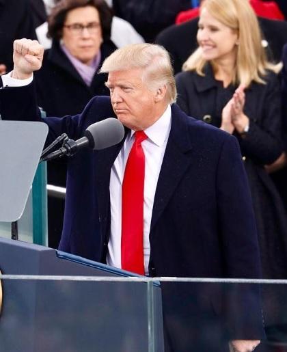 「ついに第三次世界大戦が近づいた」と国民の声も…(出典:https://www.instagram.com/whitehouse)