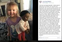【海外発!Breaking News】差別発言の店員に向けた2歳女児の言葉が素晴らしい(米)