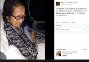 【海外発!Breaking News】またしてもユナイテッド航空 障がいを持つ94歳女性をビジネスクラスからエコノミーに移動させる