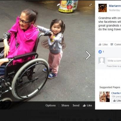 【海外発!Breaking News】ユナイテッド航空「乗客を子供のように叱った!」エコノミーへ強制移動の94歳女性親族に直撃インタビュー UA社への手紙も公開(米)