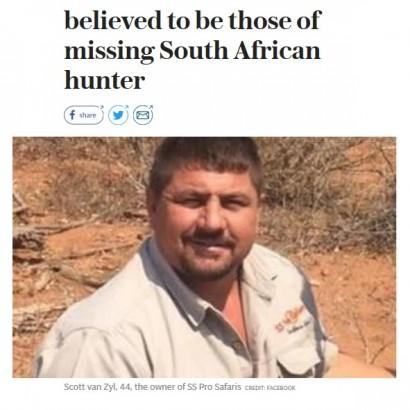 【海外発!Breaking News】狩猟中にハンター、ナイルワニ2匹の餌食に(ジンバブエ)