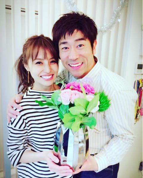 原口あきまさと福下恵美、結婚記念日はホワイトデー(出典:https://www.instagram.com/akimasa_haraguchi)