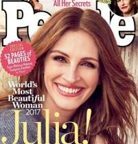 【イタすぎるセレブ達】ジュリア・ロバーツ49歳 米誌が選ぶ「世界で最も美しい女性」に