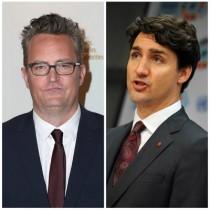 【イタすぎるセレブ達】『フレンズ』俳優マシュー・ペリー カナダのイケメン首相をめった打ちにした過去明かす