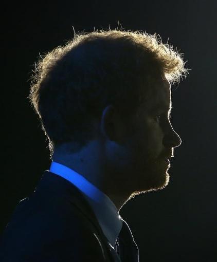 母の死に、酷い衝撃を受けたヘンリー王子(出典:https://www.instagram.com/kensingtonroyal)