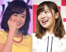【エンタがビタミン♪】指原莉乃、大原櫻子と『今くら』で共演 可愛さに「震えた。ファンになった」