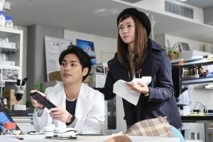 ドラマ『フランケンシュタインの恋』より (C)日本テレビ