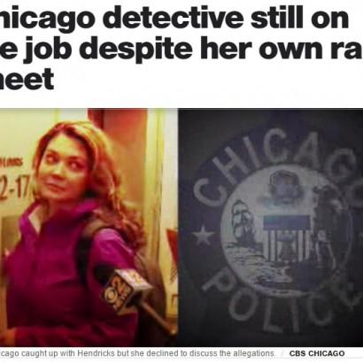 【海外発!Breaking News】シカゴ市警、女性捜査官を2度の窃盗行為にも懲戒免職処分せず 市民は激怒