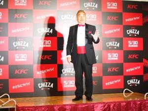 ステージに登壇した出川哲朗