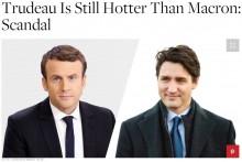 【イタすぎるセレブ達】仏マクロン氏VSトルドー首相 「G7でイケメンレースが始まる」ネット騒然