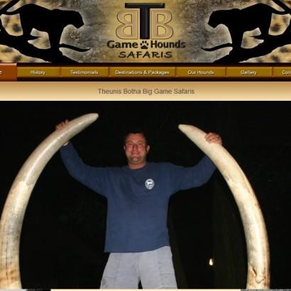 【海外発!Breaking News】ハンター、仲間が撃ち殺した象の下敷きになり死亡(ジンバブエ)
