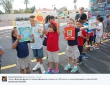 【海外発!Breaking News】バスの運転手ら、子供たちのために数千冊の本を寄贈(米)