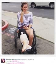 【海外発!Breaking News】車椅子女性の乗車を拒否したタクシー運転手、列に並ぶ人たち次々と「乗りたくない」(英)