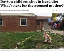 【海外発!Breaking News】「この世の悪から守るため」母親が6歳、8歳の我が子を銃殺(米)